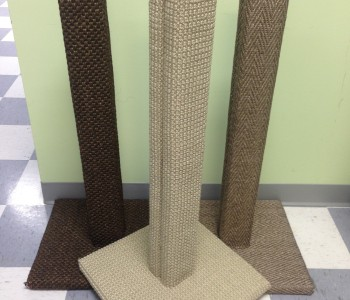 Scratching Posts, Scratch Pads, Scratch Ramps and Scooped Beds