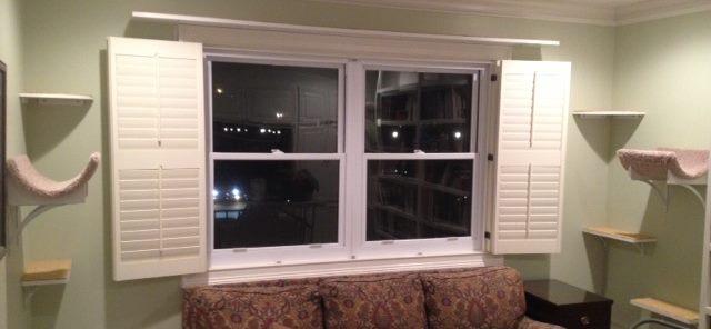 Scoular run across window